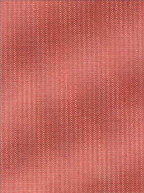 19067 - HO-SCALE BRICK SHEET FULL RED