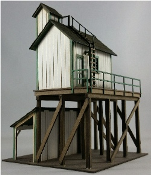 HO-SCALE ICE SHED