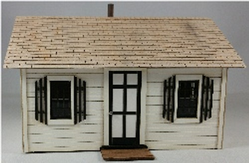 O-SCALE OPEN HEARTH INN - RENTAL UNIT