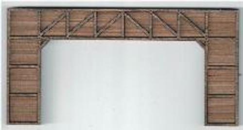 09120 N-SCALE PORTAL TIMBERS TRIPLE
