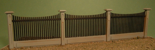 32511 - O-SCALE FENCE SECTION #1