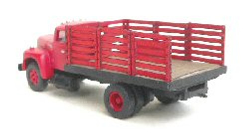 12231 - HO-SCALE TRUCK BED (STAKE)