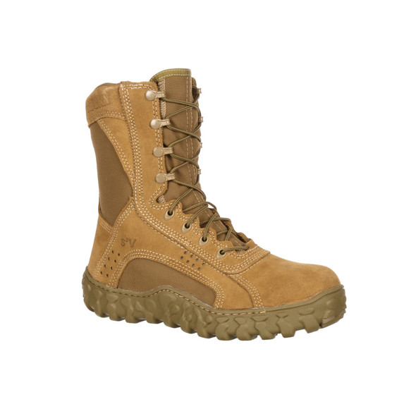 Rocky S2V Coyote Steel Toe Tactical Military Boot FQ0006104