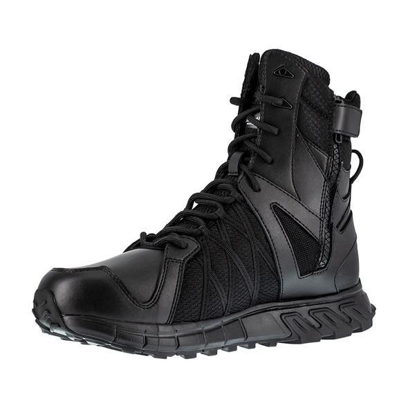 "Reebok 8"" TrailGrip Waterproof Side Zip 200G Boots RB3455"