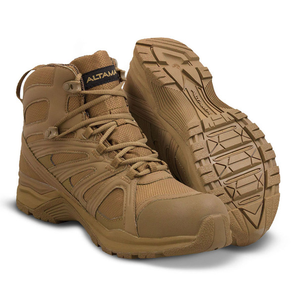 Altama Aboottabad Trail Mid WP Coyote Boots 353203