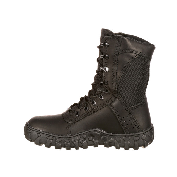 Rocky S2V Black Tactical Military Boot FQ0000102