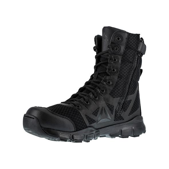 Reebok Dauntless Ultra Light Side Zip Boots RB8720