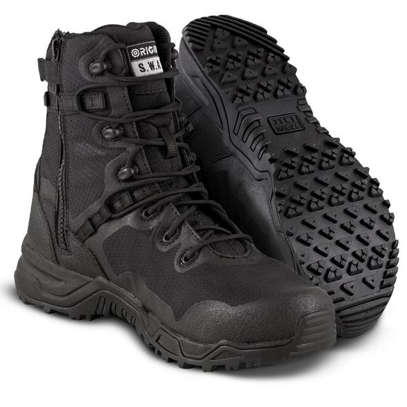 Original SWAT Alpha Fury 8 Side Zip Boots 177501