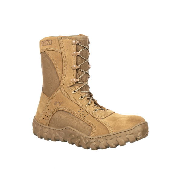 Rocky S2V Coyote Steel Toe Boots RKC053
