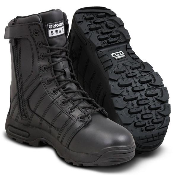 Original SWAT Metro Air 9'' Side Zip Insulated Boots 123401