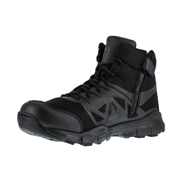 """Reebok 5"""" Dauntless Ultra Light Side Zip Boots RB4507"""