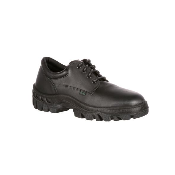 Rocky TMC Postal-Approved Plain Toe Oxford Shoe FQ0005000
