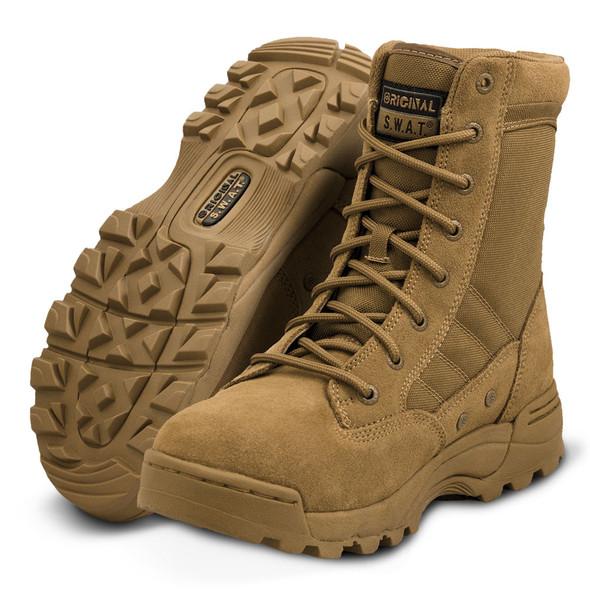 "Original SWAT Classic 9"" Coyote Boots 115003"