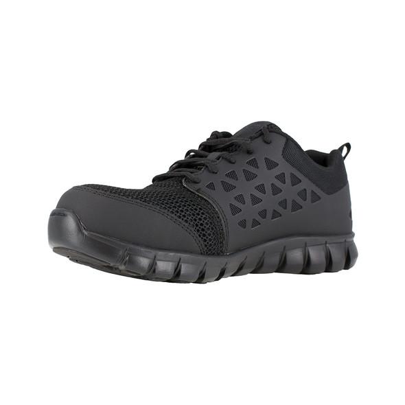Reebok Women's Sublite Cushion Composite Toe ESD Work Shoe RB039
