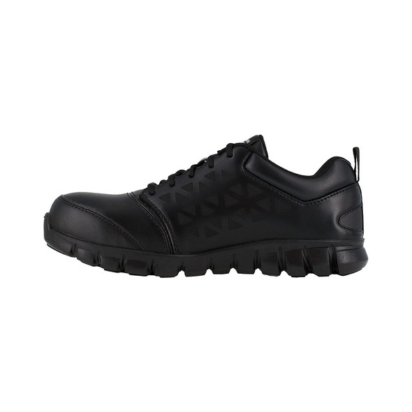 Reebok Sublite Cushion Women's  Alloy Toe Work Shoe RB047