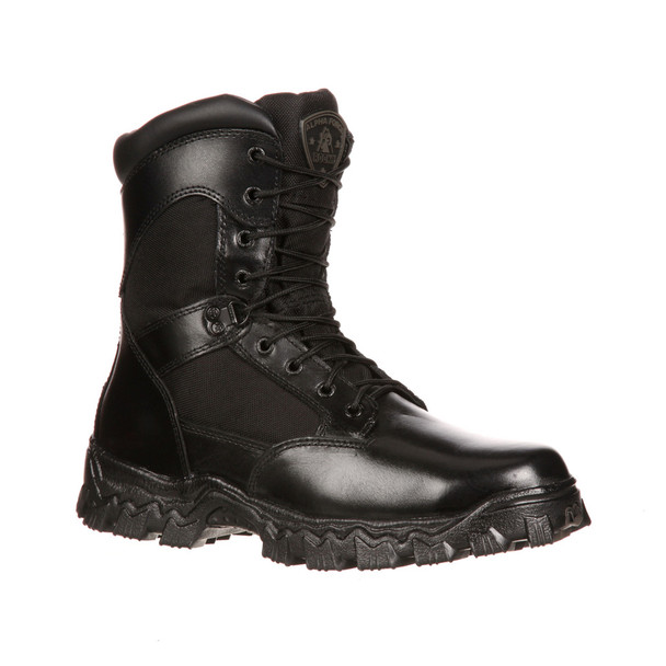 Rocky Alphaforce Composite Toe Waterproof Side Zip Boots FQ0006173