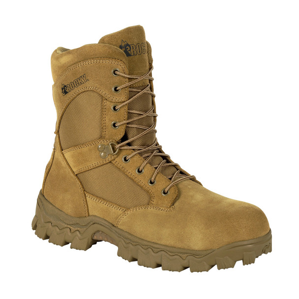 Rocky Alpha Force Coyote Composite Toe Duty Boot RKD0059