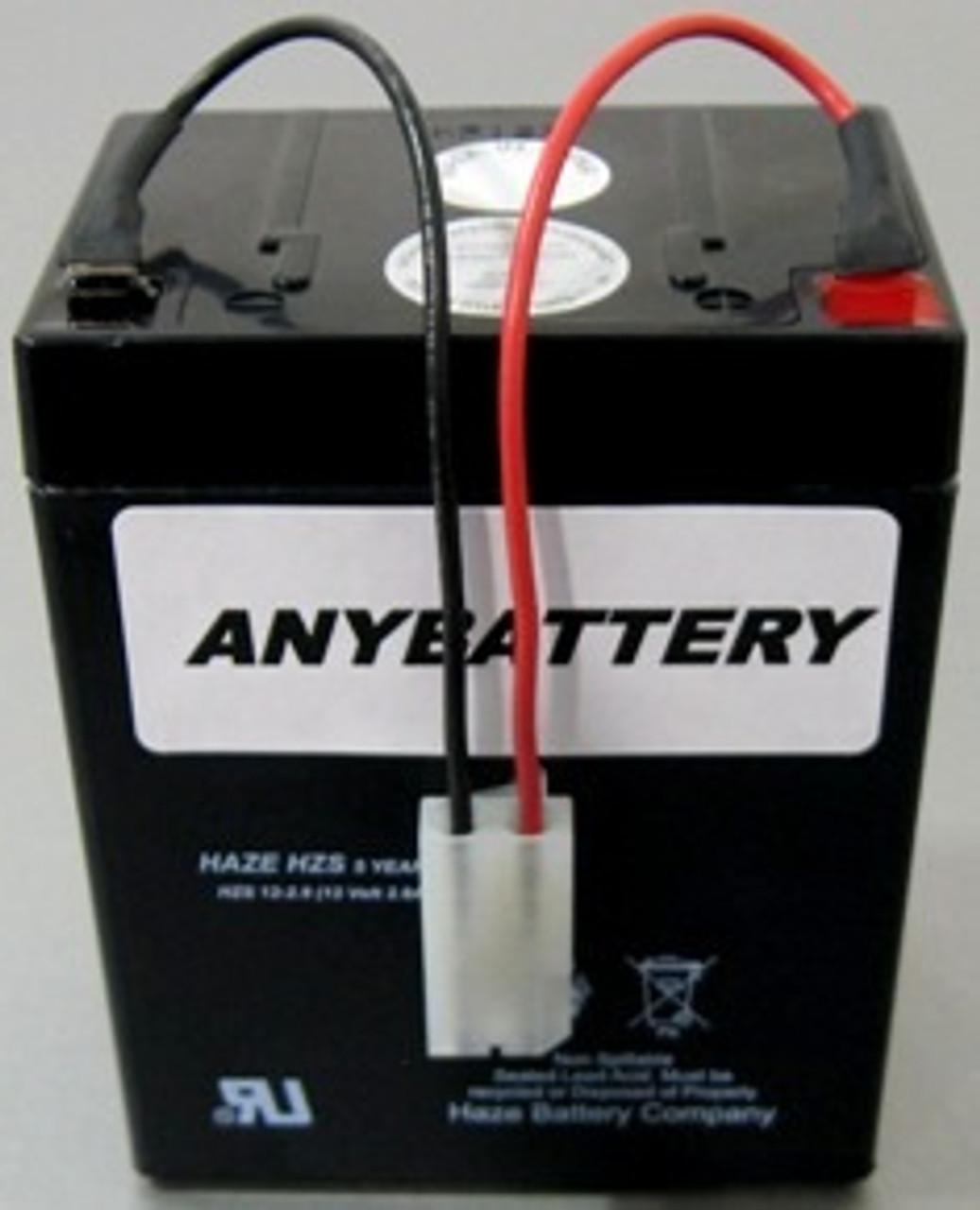 Aequitron 003309-000 Battery