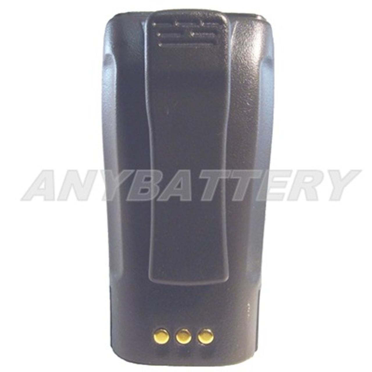 Battery for Motorola CP040, CP140, CP150, CP160, CP180, CP200, CP200XLS, CP340, CP360, CP380, EP450, PR400, NNTN4496AR, NNTN4851AR, NTN4496, NTN4851
