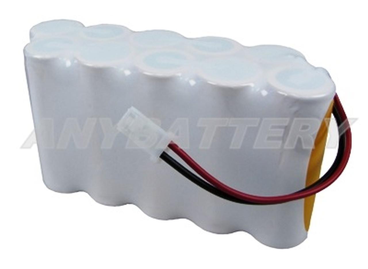 Sure-Lite 26-178 Battery, Emergi-Lite 002266-E, Emergi-Lite 12C5, EvenLite B310004, Lithonia ELB1207N, Lithonia ELB1208N, Lithonia ELB1208N1
