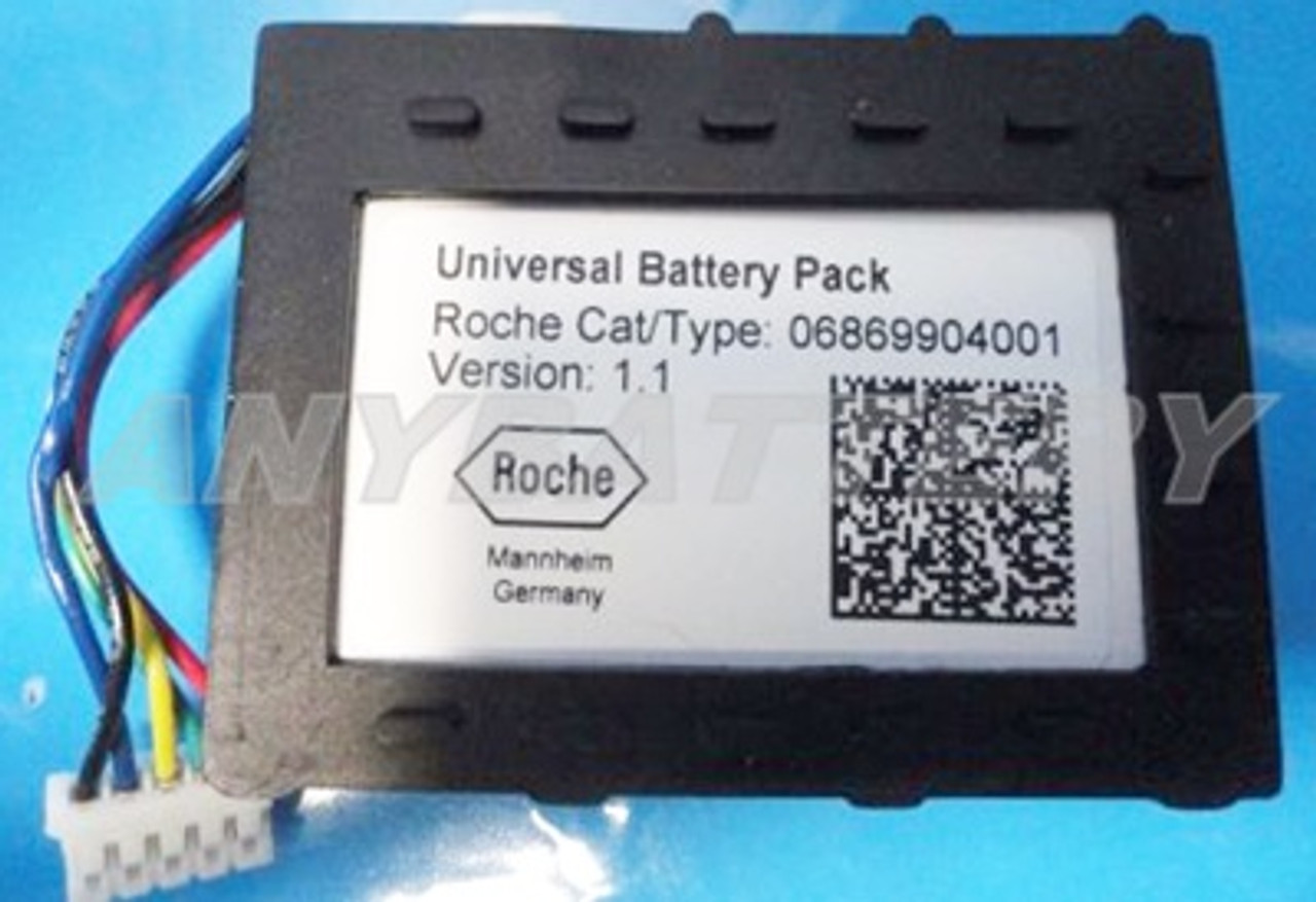 Roche Accu-Chek Inform II Battery 06869904001