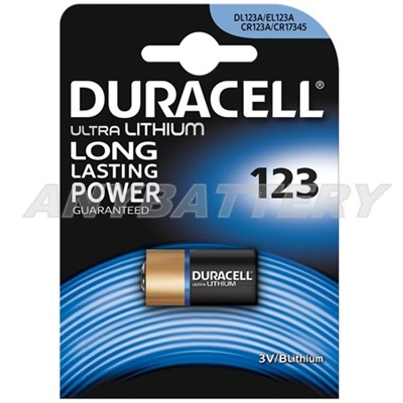 Duracell DL123A