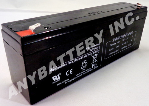Power-sonic PS-1238 Battery