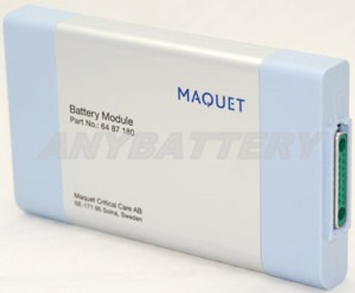 Maquet Servo i Battery, Maquet Servo S Battery, Maquet 64-87-180, Maquet 6487180, Maquet 64 87 180