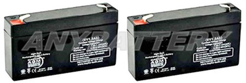 Item# 4533 is a 2-Battery Set