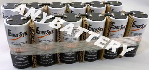 Respironics Espirit V1000 Ventilator Battery 1001470, Philips Espirit V1000 Ventilator Battery 989805611581