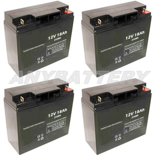 Alpha Technologies UPS Battery