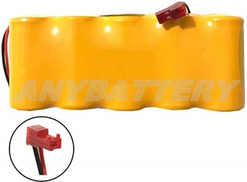 Power-sonic 026-139 Battery for Cooper TPH-7170 Exit Light