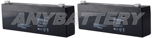 Item# 5348-11 is a 2-Battery Set