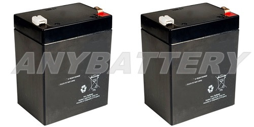 Item# 5349-5 is a 2-Battery Set
