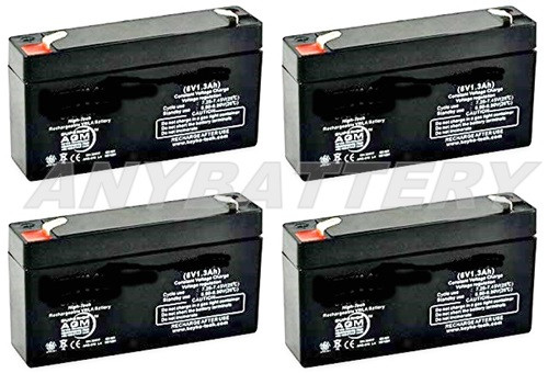 Transmotion TMS-007-13 Battery