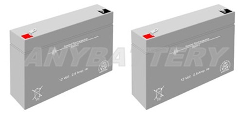 Transmotion TMS-1800-03 Battery