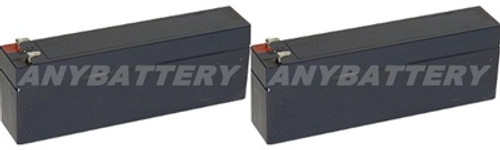 Item# 5348-13 is a 2-Battery Set