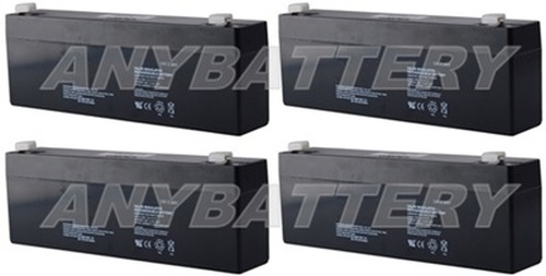 Item# 5348-12 is a 4-Battery Set
