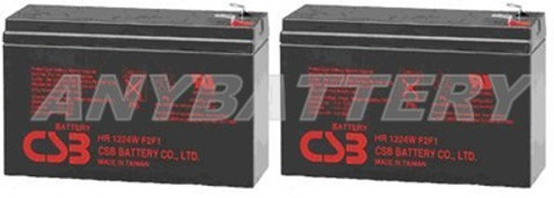 Item# 7924-4 is a 2-Battery Set
