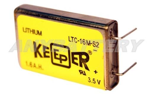 Eagle Picher LTC-16M-S2 Battery, RF Technologies Code Alert Battery
