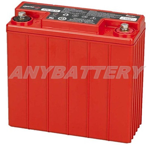 GE 104W4719P001 Battery, EnerSys Genesis 0769-6001 Battery, Genesis 0769-2007, EnerSys Genesis XE16 Battery, PC680