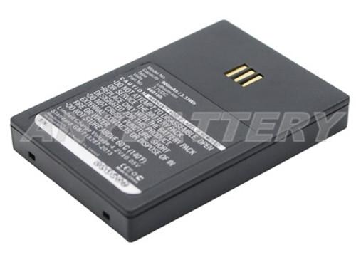 Ascom 660190/R2B Battery, ASCOM 5530000102, Ascom RB-D62-L, SIEMENS L30250-F600-C325