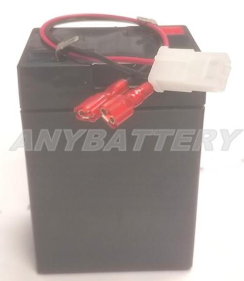 Ross Patrol Battery, Lifeline H102 Battery