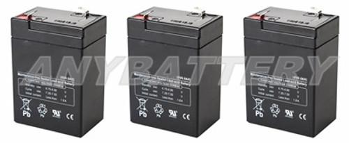 Rigel 409 Monitor Battery