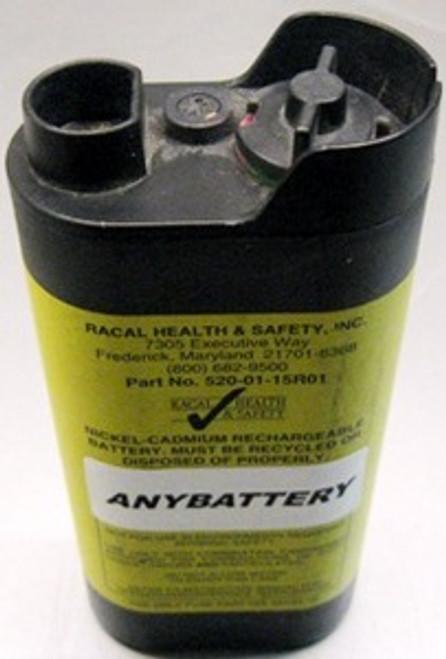 3M Breathe Easy, Powerflow Battery, FR-57L10, FR-57L68 & FR-57L69, 520-01-15R01, 520-17-00, BP-17, 70-0710-9482-8