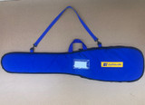 A new kayak paddle carrying bag from Burnham made with Cordura Nylon with our signature quilted lining.  Add your initials to your new kayak carrying case from Burnham, the best bags in the business