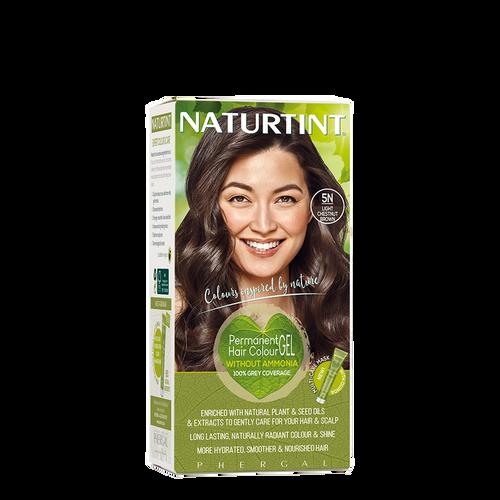 Permanent Hair Colour Natural 5N Light Chestnut Brown
