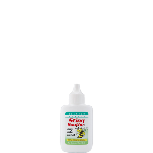 Buzz Away Sting Soothe soothes & provides quick relief from insect bites and stings
