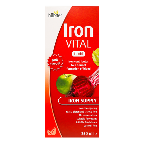 Iron Vital F