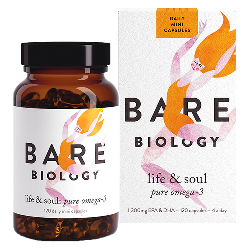 Life & Soul Pure Omega 3 Fish Oil, formerly Lion Heart Omega 3 Fish Oil, provides the purest form of fish oil rich in Omega 3 essential fatty acids.